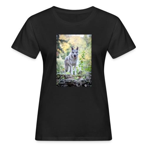 La Tanière des Chiens-Loups - T-shirt bio Femme
