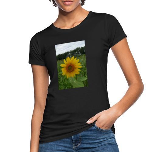 SONNENBLUME - Frauen Bio-T-Shirt