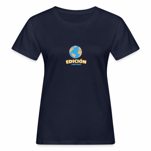 Edición Limitada - Camiseta ecológica mujer