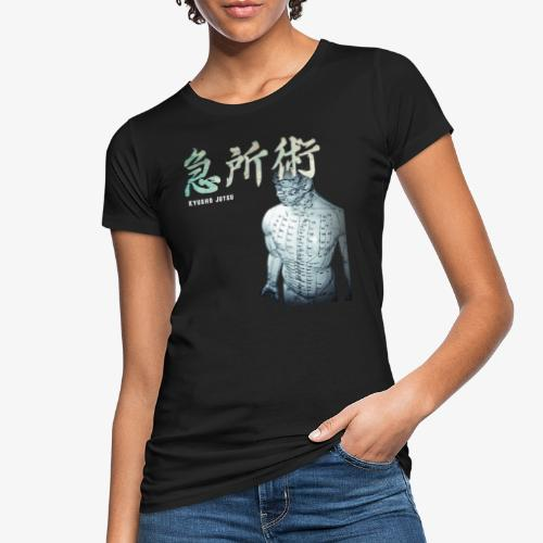 KYUSHO JUTSU - T-shirt bio Femme