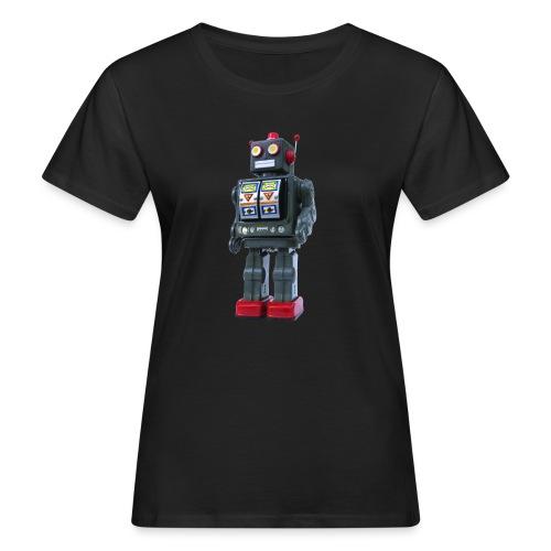 T-Shirt ROBOT - T-shirt ecologica da donna