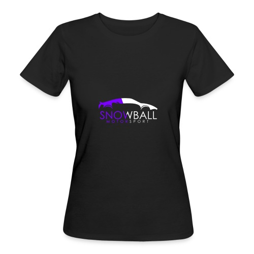 Snowball Motorsport - Women's Organic T-Shirt