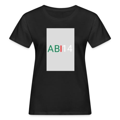ABI14 - T-shirt bio Femme