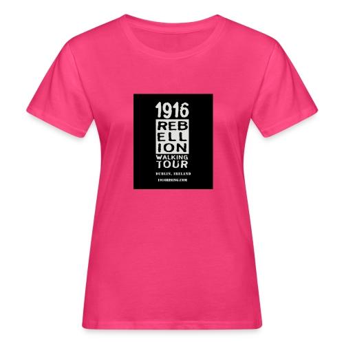 1916tshirt jpg - Women's Organic T-Shirt