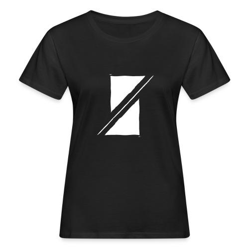 Muzik & Friendz Records Logo - Vrouwen Bio-T-shirt