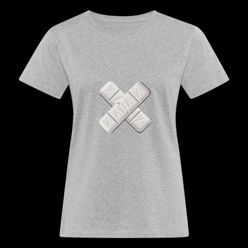 Xanax X Logo - Frauen Bio-T-Shirt