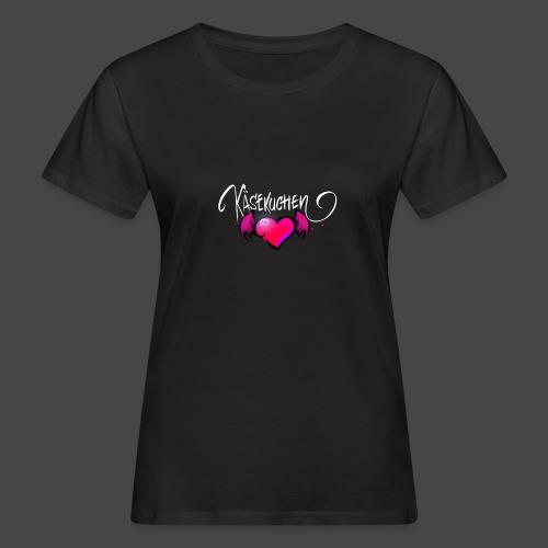 Logo and name - Women's Organic T-Shirt