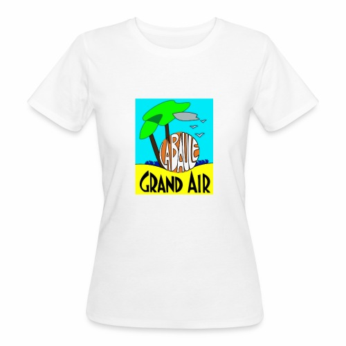 Grand-Air - T-shirt bio Femme