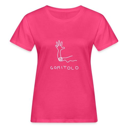 Gomito - T-shirt ecologica da donna