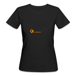 Logo DomesSport Orange noBg - Frauen Bio-T-Shirt