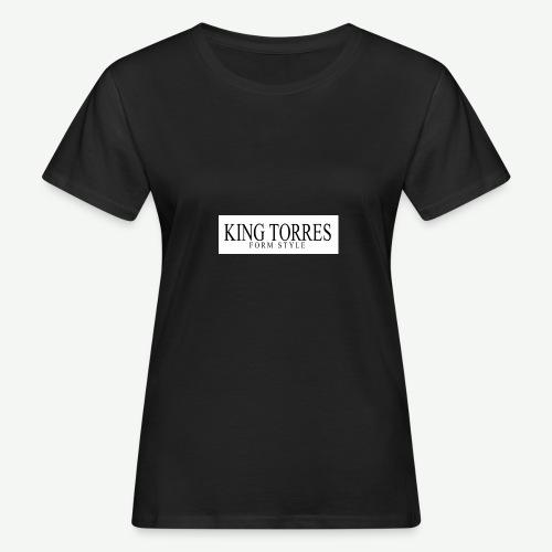 king torres - Camiseta ecológica mujer