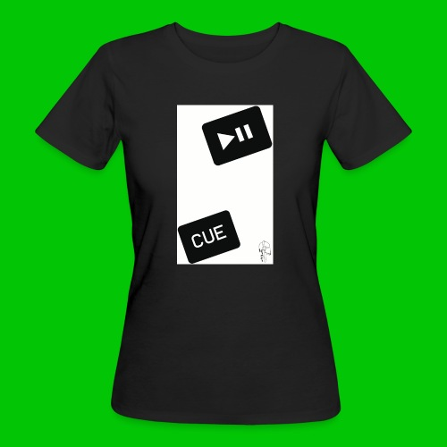 let's play - T-shirt ecologica da donna