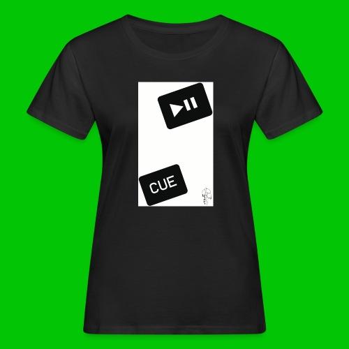 let's play - T-shirt ecologica da donna