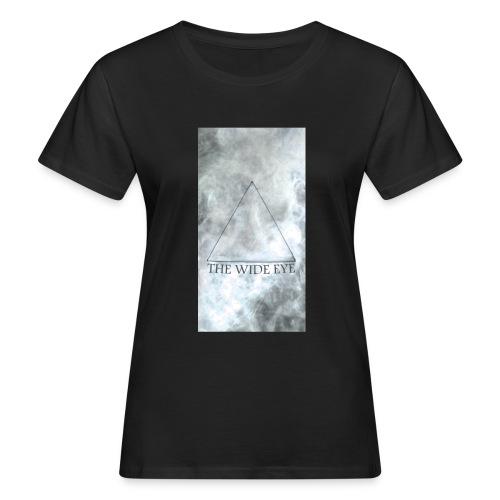 THE WIDE EYE Motiv A - Ekologisk T-shirt dam
