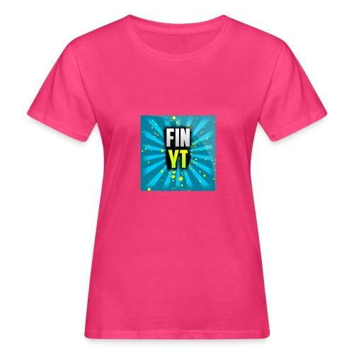 Uusi Youtube Logo - Naisten luonnonmukainen t-paita