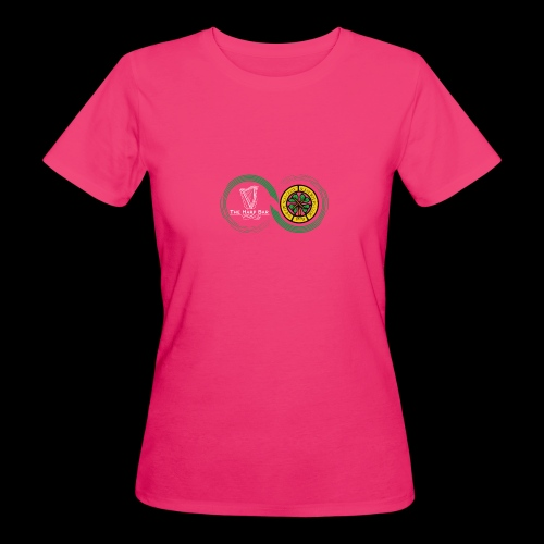 Harp and French CSC logo - T-shirt bio Femme