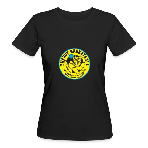 work energy basketbal - T-shirt ecologica da donna