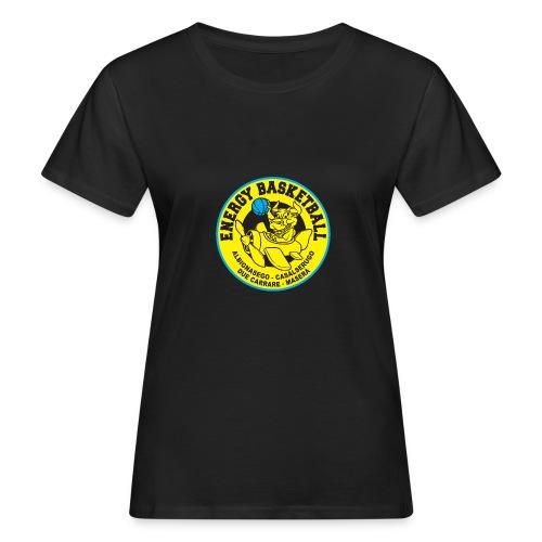 work energy basketbal - T-shirt ecologica da donna