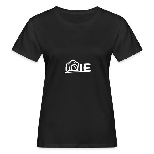 Isabelle Eigenraam Klein Wit - Vrouwen Bio-T-shirt