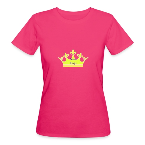Team King Crown - Women's Organic T-Shirt