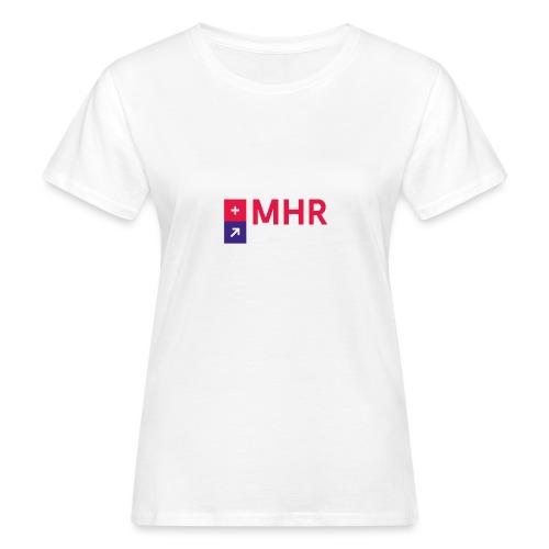 MHR GSCHFT mit Logo - Frauen Bio-T-Shirt