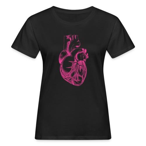 COEUR HUMAIN - T-shirt bio Femme
