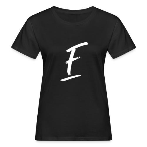 Radio Fugue F Blanc - T-shirt bio Femme