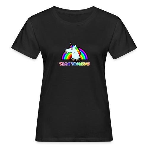 Logo officiel de la team forcing - T-shirt bio Femme