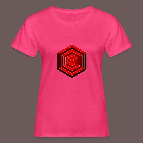 Hexagon Cube - Organic damer