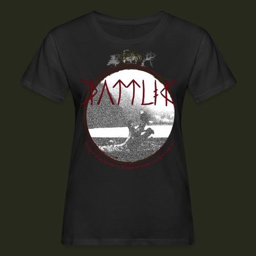 raedslan foer ensamhet - Ekologisk T-shirt dam