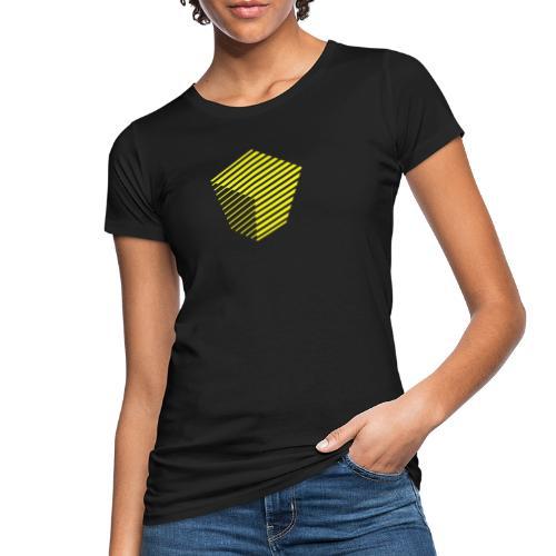 KUBUS Signature_gelb - Frauen Bio-T-Shirt