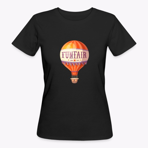 Vintage Balloon - Women's Organic T-Shirt