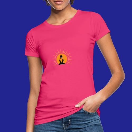Guramylyfe logo no text black - Women's Organic T-Shirt