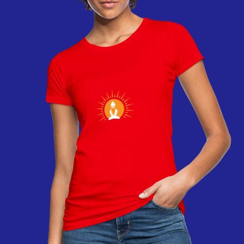 Guramylyfe logo white no text - Women's Organic T-Shirt