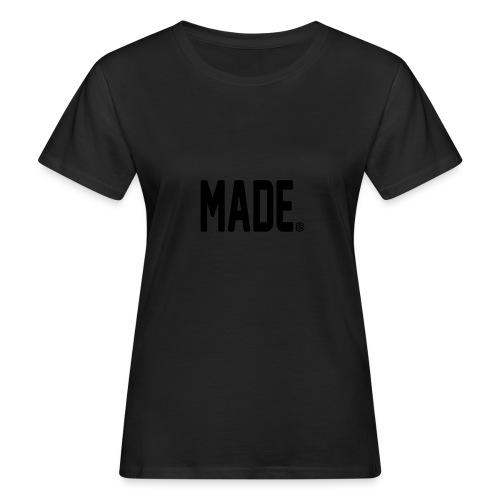 madesc - Ekologisk T-shirt dam