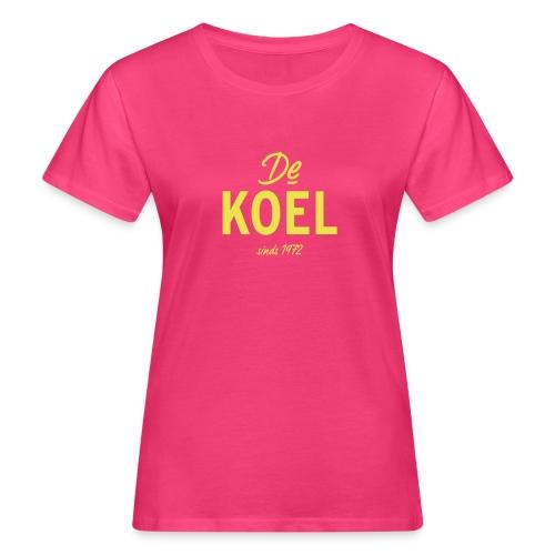 De Koel - Frauen Bio-T-Shirt