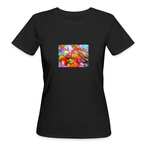 abstract 1 - Women's Organic T-Shirt