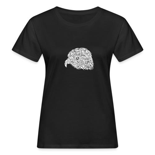 aigle royal blanc - T-shirt bio Femme