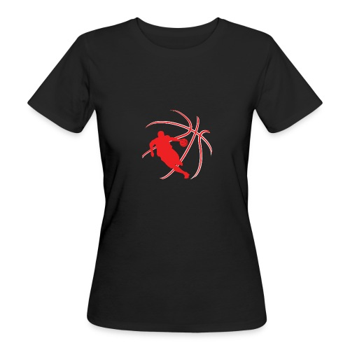 Basketball - Women's Organic T-Shirt