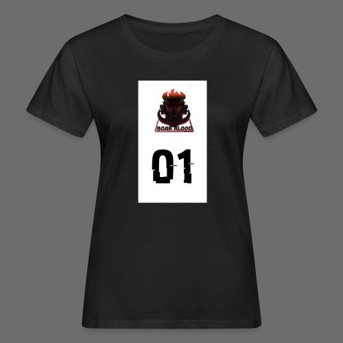 Boar blood 01 - Ekologiczna koszulka damska