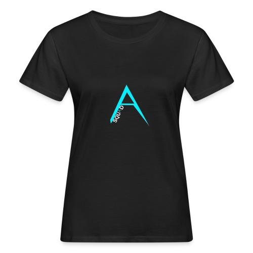 ANGISTEF SQUAD LOGO - Ekologisk T-shirt dam