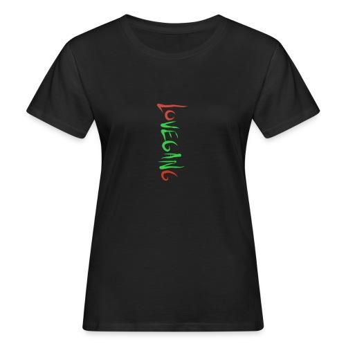Lovegang - Naisten luonnonmukainen t-paita
