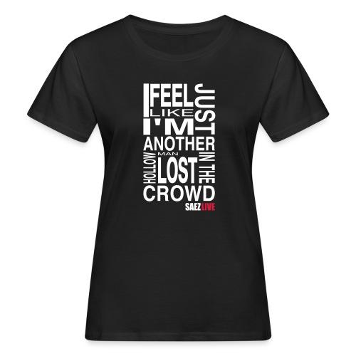 White Noise (version light, par parek) - T-shirt bio Femme