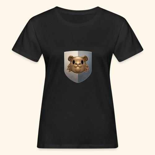marmottes blason HD - T-shirt bio Femme
