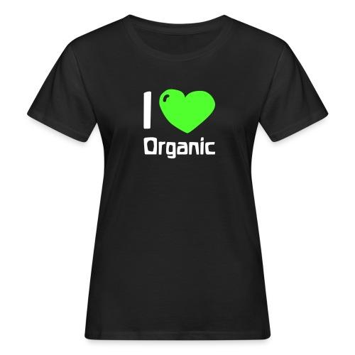 I love Organic - Frauen Bio-T-Shirt