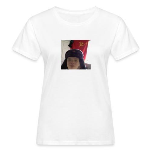 Kommunisti Saska - Naisten luonnonmukainen t-paita