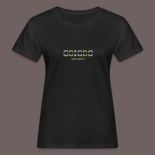 GBIGBO zjebeezjeboo - Retour à l'essentiel - T-shirt bio Femme