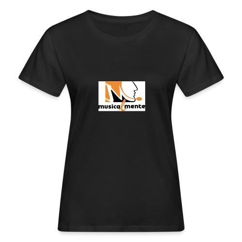 Musicalmente - T-shirt ecologica da donna