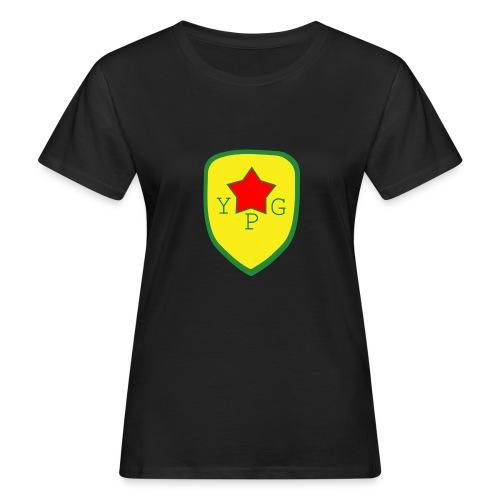 Mens Green YPG Support Tee - Naisten luonnonmukainen t-paita