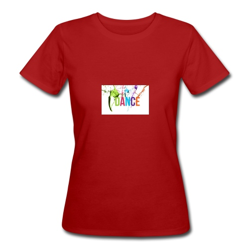 Ballo - T-shirt ecologica da donna